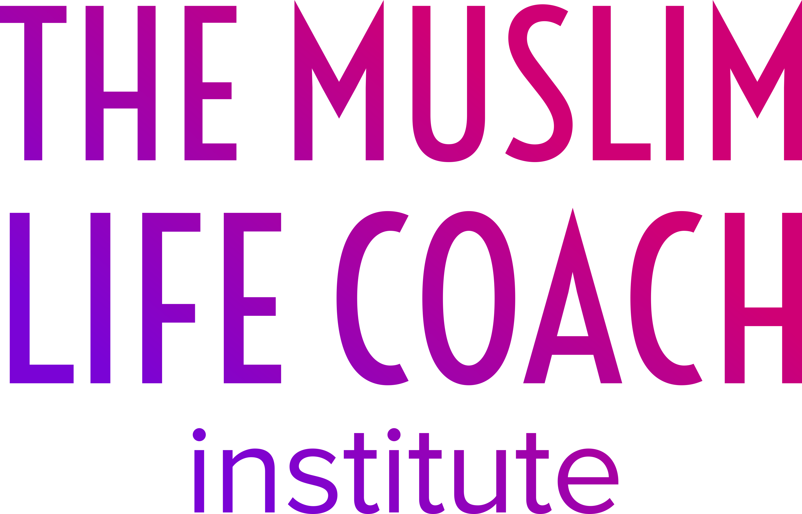 The Muslim Life Coach Institute