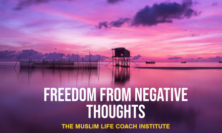 Freedom from Negative thoughts