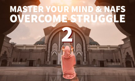 Overcoming Struggle – PART 2
