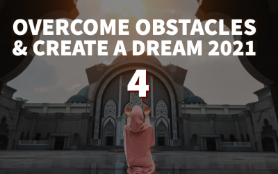 Overcome Obstacles and Create Amazing 2021