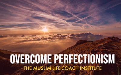 Overcome Perfectionism
